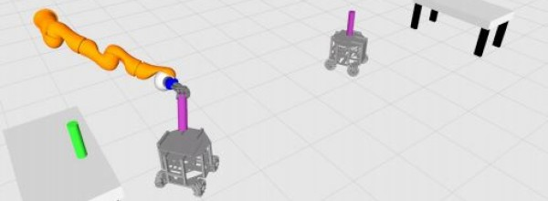 Multi–object handling for smart robotic manufacturing